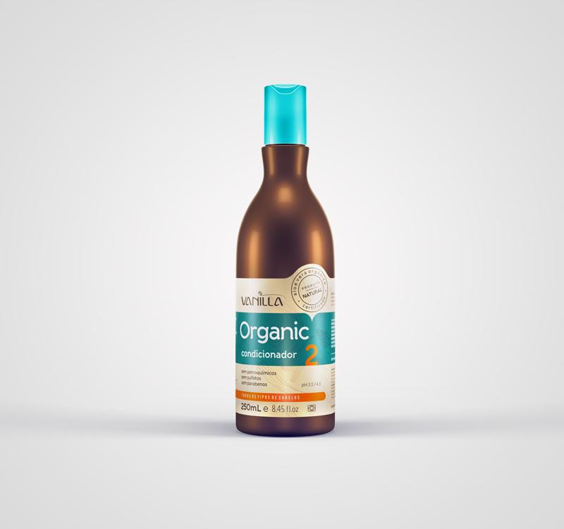 Condicionador Natural Vanilla Organic Aloe Vera de R$34,90 por: